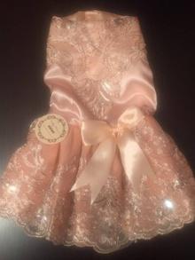 Розова рокличка Пепеляшка