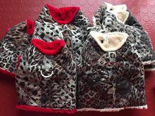 Тигрови зимни нагръдници