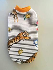 Блузки с десен Тигри