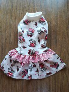 Памучни роклички със забавен десен