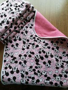 Двупластово одеяло-пелена