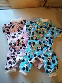 Пижамки с Мики Маус